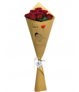 Փունջ 2 (7 վարդ)