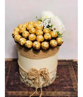 Շոկոլադե արկղ