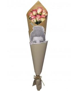 Փունջ 35 (7 վարդ)