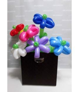 Ծաղիկ փուչիկ (1 հատ)