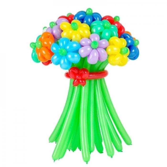 Букет из шаров в картинках